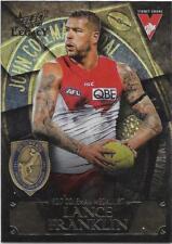 2018 Select Legacy (MW2) Coleman Medal Lance FRANKLIN Sydney