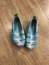 Native Shoes Shell size 9c perforated slip on