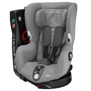 Brand New Maxi-Cosi AXISS Group 1 Car Seat in Concrete Grey RRP£210