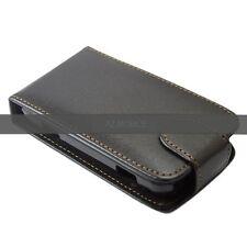 Etui Flip Case Housse Coque SIMILI CUIR Noir Pour Samsung GT-i9001 Galaxy S Plus