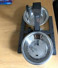 Elevated Food and water Bowls Holder