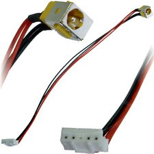 ACER ASPIRE 7535 7535G Unit Quantity 1 Dc Power Jack Port Socket Cable Harness