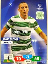 Adrenalyn XL Champions League 13/14 - Scott Brown - Celtic FC