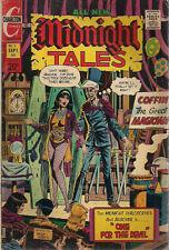 Midnight Tales #5 (1973) Charlton Comics Wayne Howard Vg+