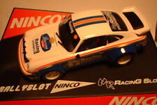 qq 50362 L.E. NINCO PORSCHE 911 II RALLY SLOT NINCO MR RACING SLOT