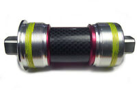 OMNI Racer WORLD's LIGHTEST Titanium Bottom Bracket Fits Record, Chorus 68x102mm