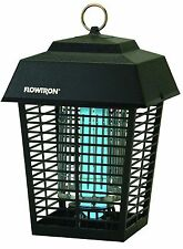 Mosquito Electric Bug Repellent Zapper Outdoor Yard Patio Furniture Light NEW