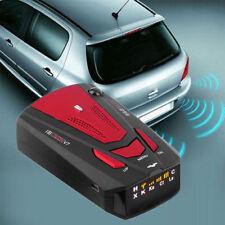 Nuevo V7 coche 360 grados 16 bandas de velocidad GPS detector de radar de la policía láser aviso de voz