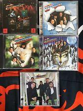 Los temerarios. CD collection. Rare record company.
