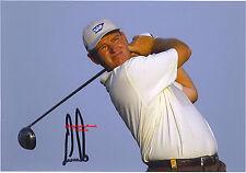 ERNIE ELS Golf Signed Original Autographed Photo COA #2