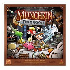 Munchkin Dungeon - Gioco da tavolo Asmodee Italia