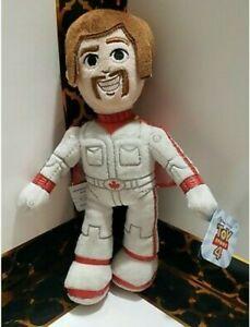 DISNEY Pixar's Toy Story 4 Small Plush DUKE KABOOM 9 In. Plush NWT Age 3+