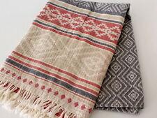 Aztec Beach & Bath Towel | Bohemian Throw Blanket | Oversized Scarf Navajo Style