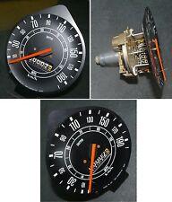 Tacho Tachometer Einsatz Speedometer kmH MPH Anzeige original Smiths SNT-3333/01