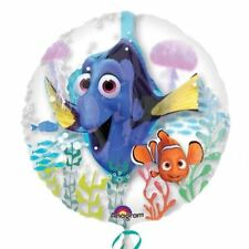 Disney Finding Dory Childs Party Decorations Insiders See-Thru Foil Balloon 60cm
