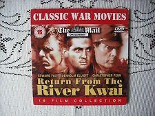 D/MAIL PROMO DVD FILM - RETURN FROM THE RIVER KWAI - WAR DRAMA