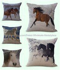 Cubierta Cojín de tela Voyage Sherwood Bosque Encantado animales ropa de cama