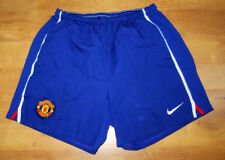 Nike Manchester United 2008/2009 lejos Pantalones Cortos (talla Xl)