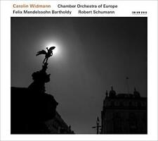 Carolin Widmann - Mendelssohn And Schumann: Violin Concertos (NEW CD)