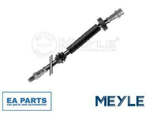Brake Hose for FORD MEYLE 714 525 0026 fits Inner, Rear Axle