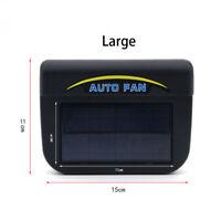 Solar Sun Powered Car Auto Vehicle Window Air Vent Exhaust Fan Ventilation SA1
