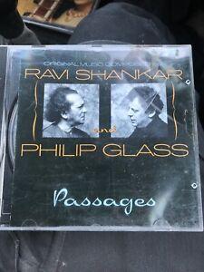 Ravi Shankar And Philip Glass Passages CD