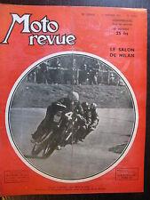 MOTO REVUE N°1015  13 JAN 1951 1000 VINCENT A COMPRESSEUR / SALON DE MILAN