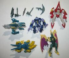 Lot TRANSFORMERS TF Prime Beast Hunters BLIGHT Twinstrike Rippersnapper+