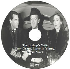 THE BISHOP'S WIFE - CARY GRANT, LORETTA YOUNG , DAVID NIVEN - 1947 - DVD