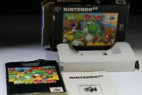 N64 EMPTY BOX - Yoshi's Story, With Manual