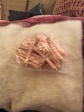 VINTAGE HAIR PERMING RODS ROLLERS -  NEW