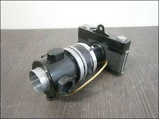 【AS-IS】Nikon Camera for microscope N-35&EFM with shutter
