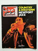 RARE CIAO 2001 32-1974 BRYAN FERRY-STEPPENWOLF-SANREMO-NEWPORT JAZZ FESTIVAL