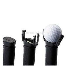 Golf Ball Pick Up Tool Retriever Putt Retriever Back Saver For Putter Grip US