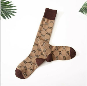 2020 Hot Sale! Men's and women's socks 1 size high quality AAAAA+