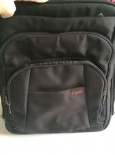CODI Mobile Wheeled Case Black Laptop Briefcase Travel Bag Telescoping Handle