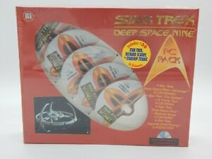 Star Trek Deep Space Nine PC Pack Game New and Unopened