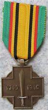 Medaille Belge commemorative 1940 - 1945