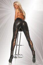 Legging sexy Saresia 18035 effet croco Taille M