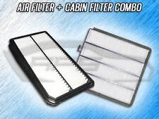 AIR FILTER CABIN FILTER COMBO FOR 2002 2003 2004 HONDA ODYSSEY