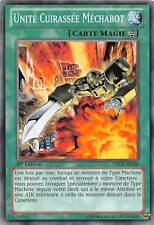 Yu-Gi-Oh - Unité Cuirassée Mechabot (SDCR-FR028)