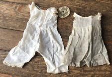 Antique Baby Doll Dress & Jumper