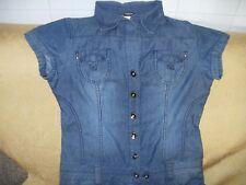Tutina pantalone corto CALZEDONIA tg.M in cotone.
