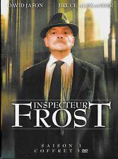Inspecteur Frost Saison 1 - Coffret 3 Dvd - Comme neuf
