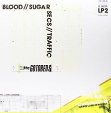 The Gotobeds-Blood // Sugar // Secs // Traffic  VINYL NEW