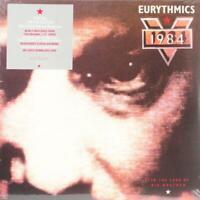 EURYTHMICS – 1984 LTD 180G RED VINYL LP INCLUDES D/LOAD CODE RSD (NEW/SEALED)