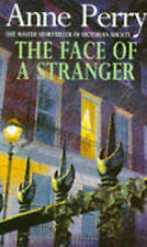 The Face of a Stranger (William Monk),Perry, Anne,Good Book mon0000089600