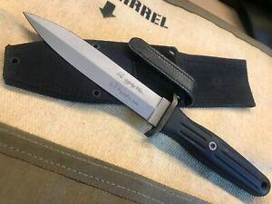 GERMAN SOLINGEN LIMITED EDITION BOKER APPLEGATE FAIRBAIRN BOOT KNIFE DAGGER