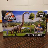 Jurassic World Super Colossal Brachiosaurus Legacy Mattel Dinosaur Toy 42+inches