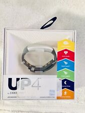 New UP 4 By Jawbone Fitness Heart Rate Exercise Sleep Activity Tracker Bluetooth